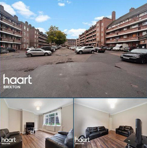3 bedroom flat for sale - Lansdell House, Tulse Hill, SW2