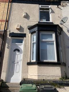 2 bedroom terraced house for sale - Wycherley Road, Birkenhead, Merseyside, CH42 6PD