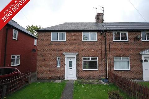3 bedroom terraced house to rent - Victoria Road East, Hebburn