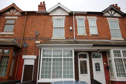 3 bedroom terraced house to rent - South Road, Hockley, Birmingham B18