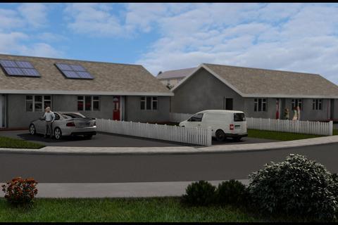 2 bedroom semi-detached bungalow for sale - Bro Gwystl, Y Ffor, North Wales