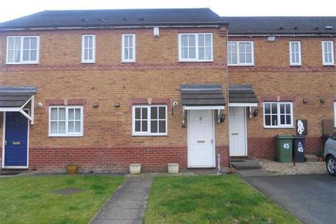 2 bedroom townhouse to rent - Astbury Close, Turnberry Estate, Bloxwich, Bloxwich