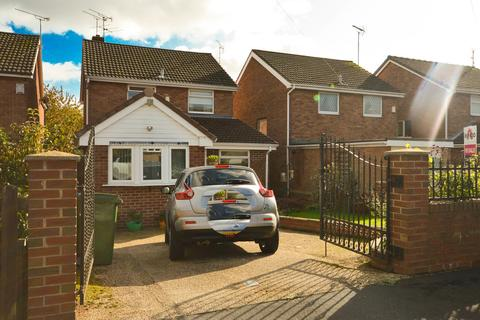 4 bedroom detached house for sale - Stonegravels Croft, Halfway, Sheffield, S20