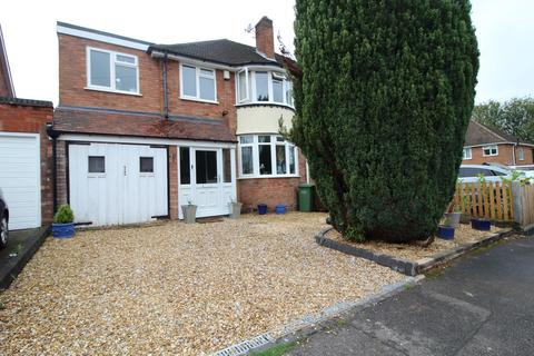 3 bedroom semi-detached house to rent - Bramcote Drive, Solihull