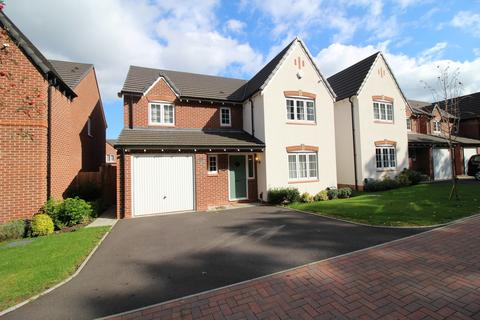 4 bedroom detached house to rent - Marlpit Close , Dickens Heath