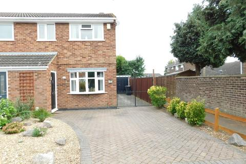 3 bedroom semi-detached house for sale - Sywell Drive, Wigston Meadows, Leicester, LE18