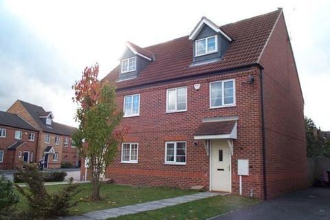 3 bedroom semi-detached house to rent - Bodill Gardens, Hucknall, Nottingham