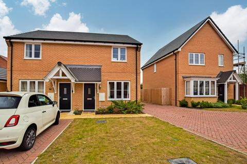 2 bedroom semi-detached house to rent - Adams Close, Melton, Woodbridge