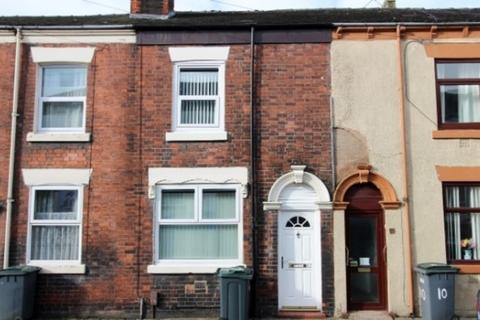 2 bedroom terraced house to rent - Riley Street North, Burslem, ST6 4BJ