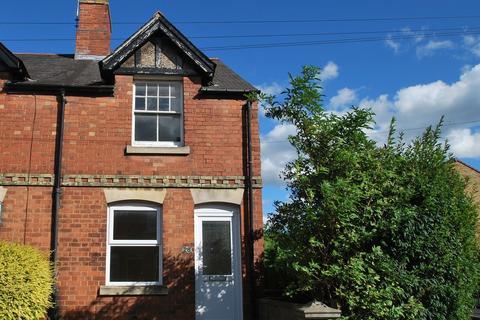2 bedroom end of terrace house to rent - West Road, Oakham, Rutland