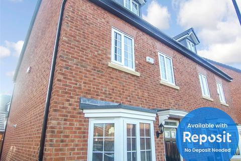 4 bedroom semi-detached house to rent - Ogden Lane, Openshaw, Manchester, M11