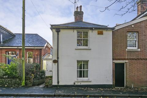 2 bedroom terraced house to rent - Quarry Road, Winchester, SO23