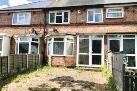 3 bedroom terraced house for sale - Nailstone Crescent, Acocks Green, Birmingham, West Midlands, B27 7HY