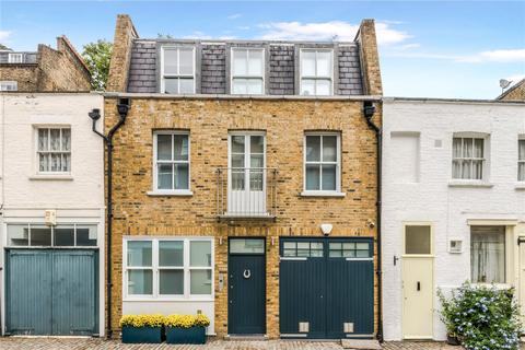 4 bedroom mews for sale - Leinster Mews, London, W2