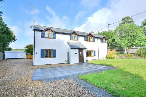 4 bedroom cottage for sale - West Moors Road, Three Legged Cross, Wimborne