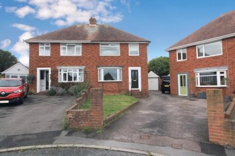3 bedroom semi-detached house for sale - Glenmore Road, Heavitree