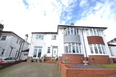 4 bedroom semi-detached house for sale - Barons Court Road, Penylan, Cardiff, CF23