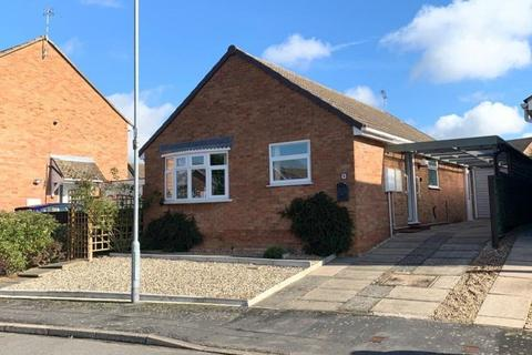 2 bedroom detached bungalow for sale - Woodcock Drive, Melton Mowbray