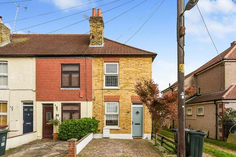 2 bedroom end of terrace house for sale - Tredegar Road, Wilmington