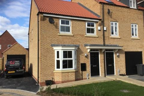 3 bedroom semi-detached house to rent - Greenwich Park, Kingswood, Hull