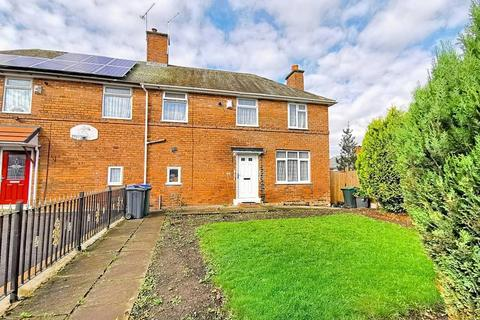 3 bedroom semi-detached house for sale - RUSKIN STREET, WEST BROMWICH, WEST MIDLANDS, B71 1LU