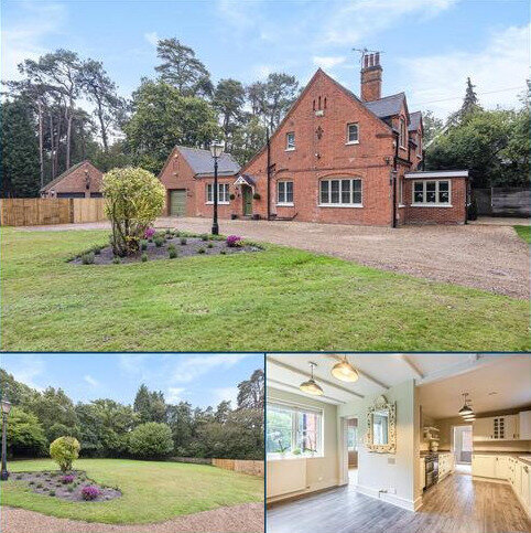 4 bedroom detached house to rent - Kings Ride, Ascot, Berkshire, SL5