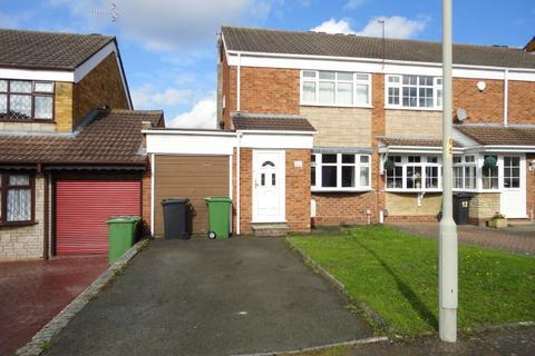 Land for sale - Freehold Ground Rent, Thompson Close, Dudley, West Midlands, DY2 0EP