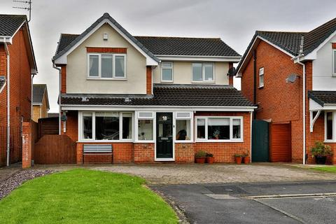 4 bedroom detached house for sale - Berrington Gardens, Ingleby Barwick