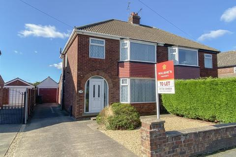 3 bedroom semi-detached house to rent - Parkin Road, Scunthorpe
