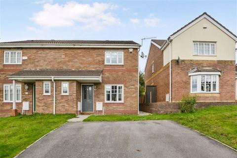 3 bedroom semi-detached house for sale - Springfield Gardens, Aberdare, Rhondda Cynon Taff