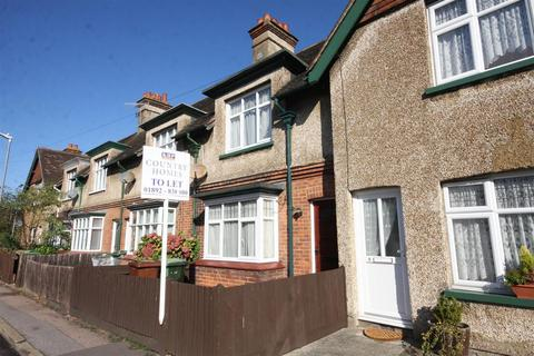 2 bedroom terraced house to rent - Station Road, Paddock Wood
