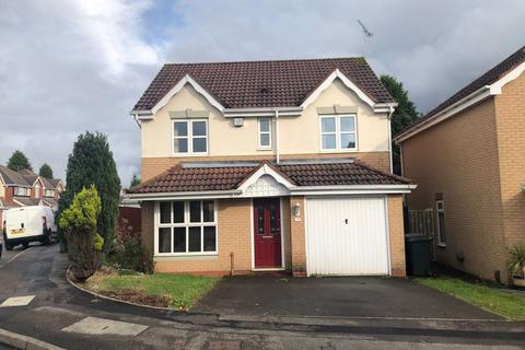 4 bedroom detached house to rent - Crown Green, Holbrooks, Coventry, CV6 6FA