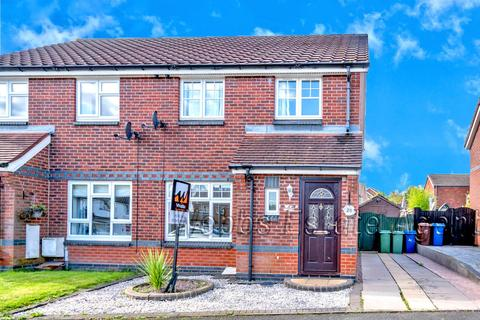 3 bedroom semi-detached house for sale - Foxes Rake, Cannock