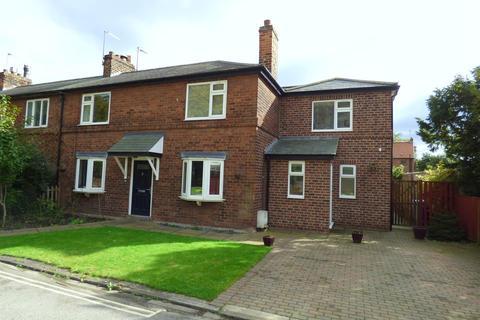 4 bedroom townhouse for sale - Minster Moorgate West, Beverley, East Riding of Yorkshire, HU17 8HW