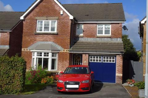 4 bedroom detached house for sale - Clos Yr Onnen, Tregof Village, Swansea
