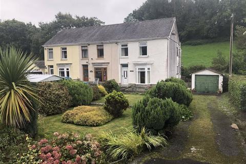 3 bedroom end of terrace house for sale - Station Road, Nantgaredig, Carmarthen