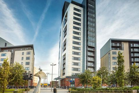 2 bedroom flat to rent - MEADOWSIDE QUAY SQUARE, GLASGOW, G11 6BS