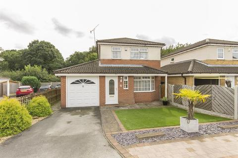3 bedroom detached house for sale - Lilac Street, Hollingwood, Chesterfield