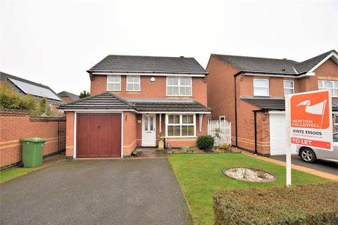 3 bedroom detached house to rent - Wensum Close, Oakham