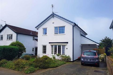 4 bedroom detached house for sale - Dovey Close, Cwm Talwg, Barry