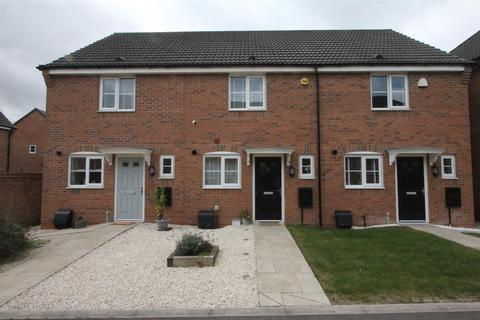 2 bedroom townhouse for sale - Indigo Drive, Burbage, Hinckley