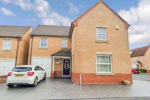 4 bedroom detached house for sale - Fenwick Close, Backworth, Newcastle upon Tyne, Tyne and Wear, NE27 0RL