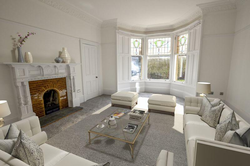 Staged Lounge