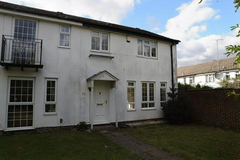 3 bedroom end of terrace house to rent - The Mount, Reading, RG1 5HL