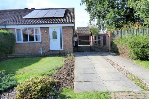 2 bedroom semi-detached bungalow for sale - Bramble Garth , Beverley , East Yorkshire, HU17 9UL