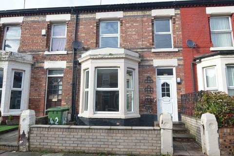 3 bedroom terraced house to rent - Fairfield Road, ROCK FERRY CH42