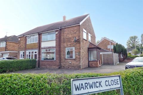 3 bedroom semi-detached house for sale - Warwick Road, Alkrington, Middleton, Manchester, M24