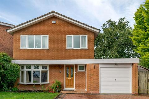 4 bedroom detached house for sale - Barcheston Road, Knowle, Solihull, B93 9JU
