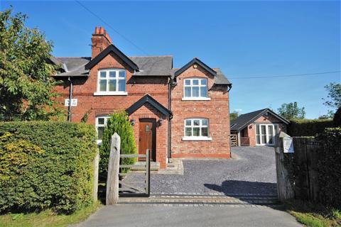 3 bedroom semi-detached house for sale - Bonis Hall Lane, Prestbury