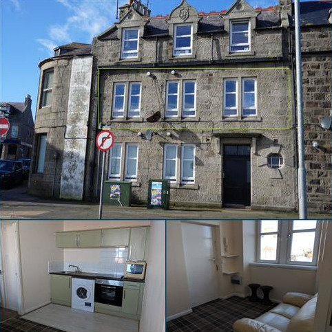 1 bedroom flat to rent - Shore Street, Fraserburgh, AB43